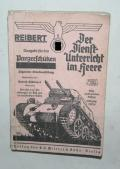 GERMAN WWII ARMY ANTI TANK INSTRUCTION BOOK REIBER